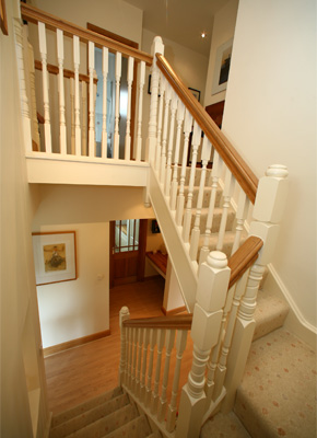 Examples of Midland Stairparts products